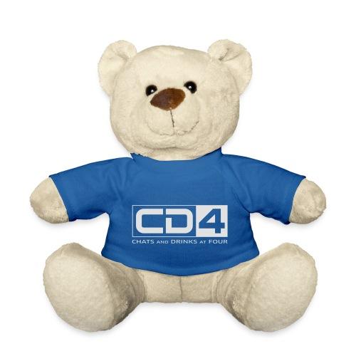 cd4 logo dikker kader bold font - Teddy