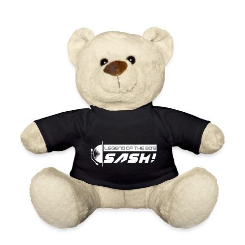 DJ SASH! Turntable Logo - Teddy Bear