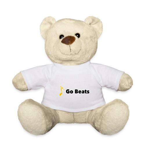 Logo with text - Teddy Bear
