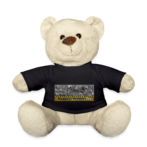 #MarchOfRobots ! LineUp Nr 1 - Teddybjørn