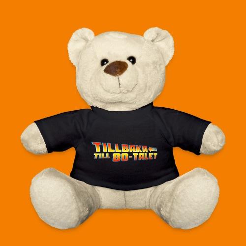 Tillbaka till 80-talet - Nallebjörn