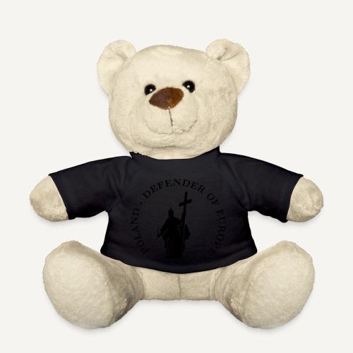 polanddoe - Miś w koszulce