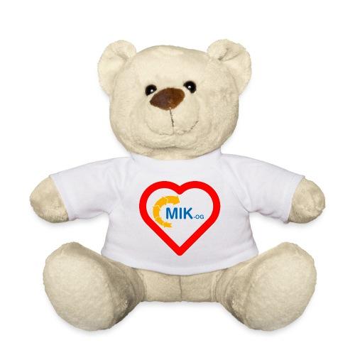 MIK-OG Herz - Teddy
