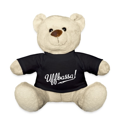 Uffbassa - Teddy