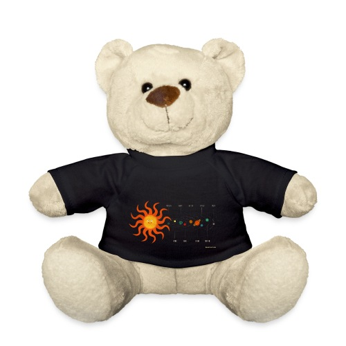 Solar System - Teddy Bear