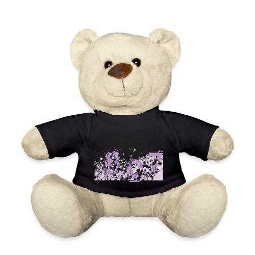 pink digital theme 897 - Miś w koszulce