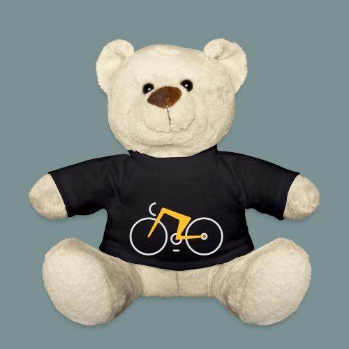 Bikes against cancer - Teddybjørn