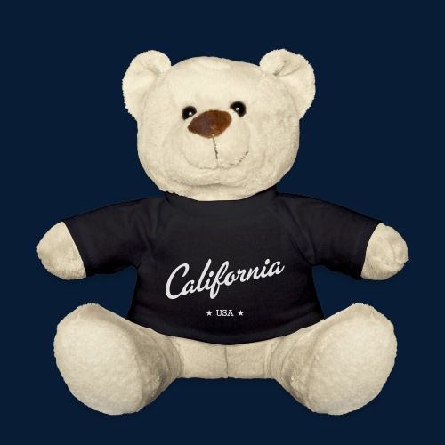 California - Teddy
