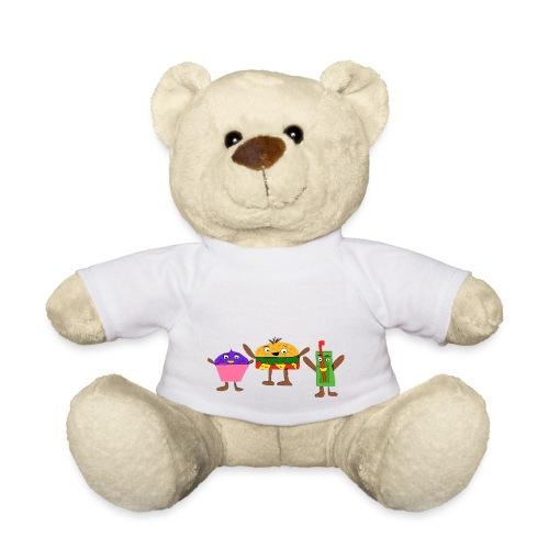 Fast food figures - Teddy Bear