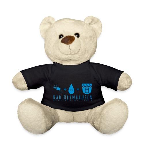 Salz Plus Wasser = B.O. - Teddy