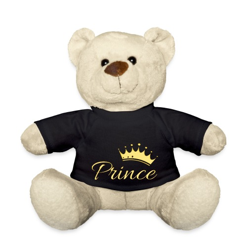 Prince Or -by- T-shirt chic et choc - Nounours