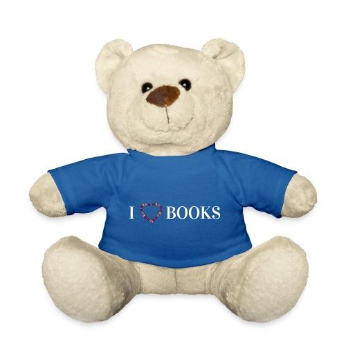 I love Books - Teddy