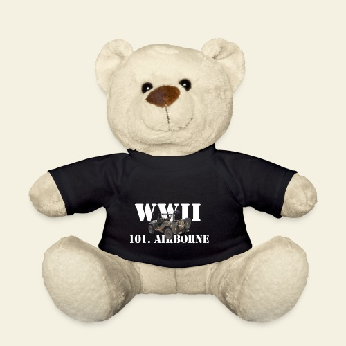 101 airborne png - Teddybjørn