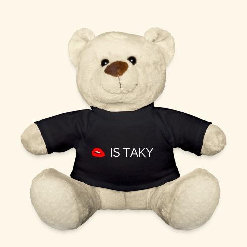 Is Taky White - Teddybjørn