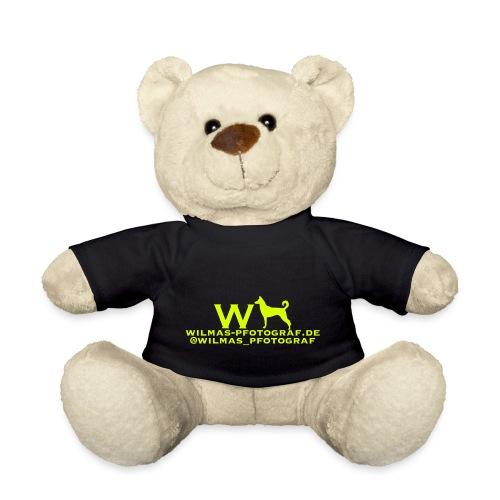 Wilmas Pfotograf Merchandise - Teddy