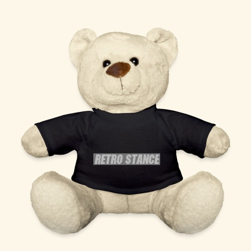 Retro Stance - Teddy Bear