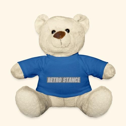 Retro Stance - Teddy Bear