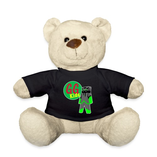 Jack and logo - Teddy Bear