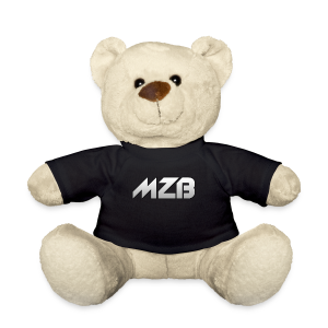 MZB Logo Design For Merch - Teddy Bear