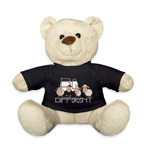 Coole Be different Schafe Gang - Gute Laune Schaf - Teddy