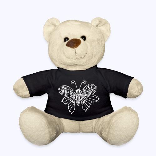 Schmetterling weiss - Teddy