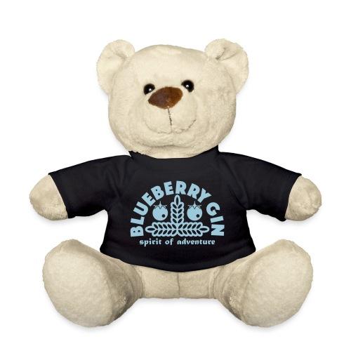 Blueberry Gin - Teddy Bear