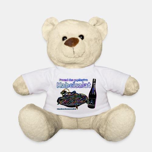 Freund des gepflegten Kabelsalat - Neon - Teddy