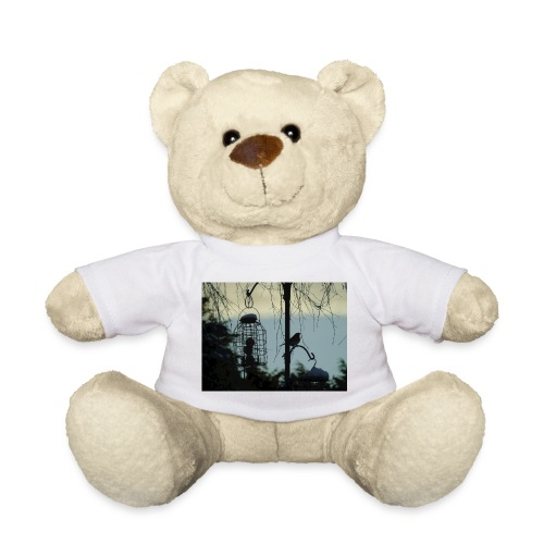A winter bird - Teddy Bear