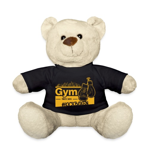 Gym Druckfarbe Orange - Teddy