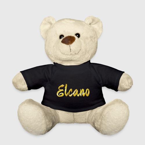 ELCANO Schriftzug - Teddy