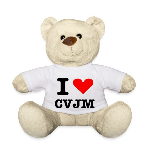 I love CVJM - Teddy