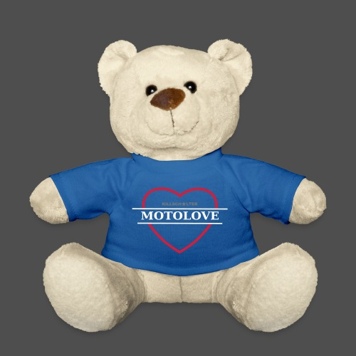 MOTO LOVE - Teddy Bear