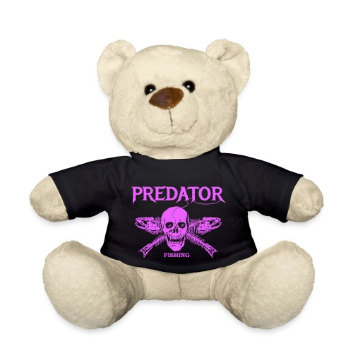 Predator fishing pink - Teddy