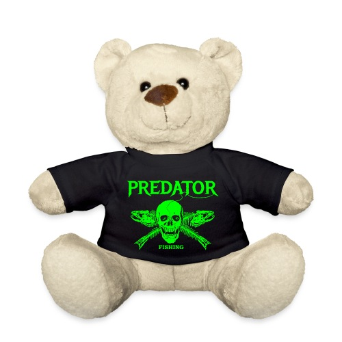 Predator fishing green - Teddy