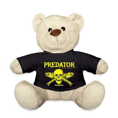 Predator fishing yellow - Teddy