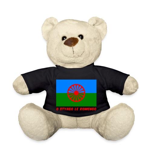 o styago le romengo flag of romani people t-shirt - Orsetto