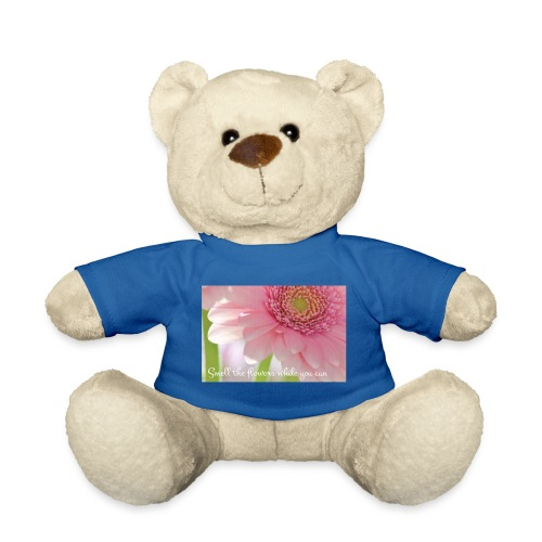 Smell the flowers while you can - Nalle