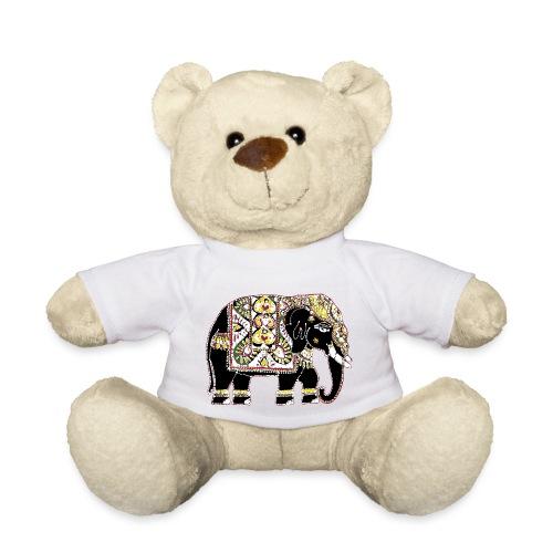 Indian elephant for luck - Teddy Bear