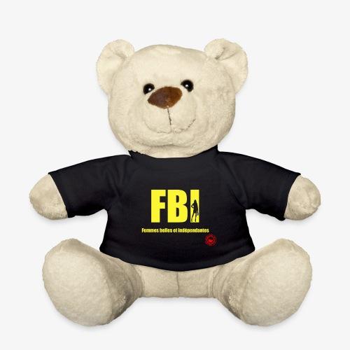 FBI - Teddy Bear