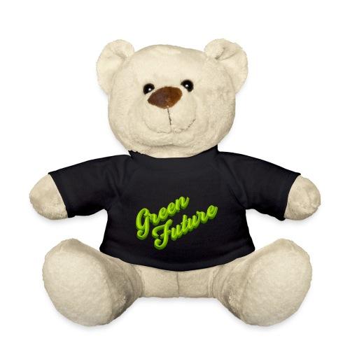 Nature Green Future - Typo - Teddy