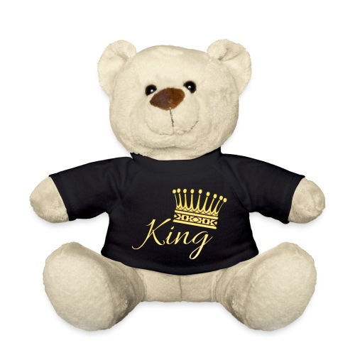 King Or by T-shirt chic et choc - Nounours