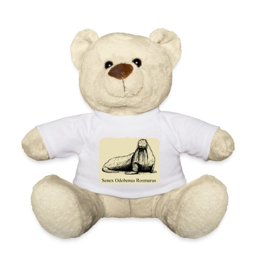 The Old Walrus - Teddy Bear