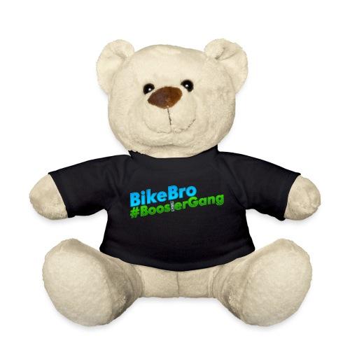 Bikebro #BoosterGang - Teddybjørn