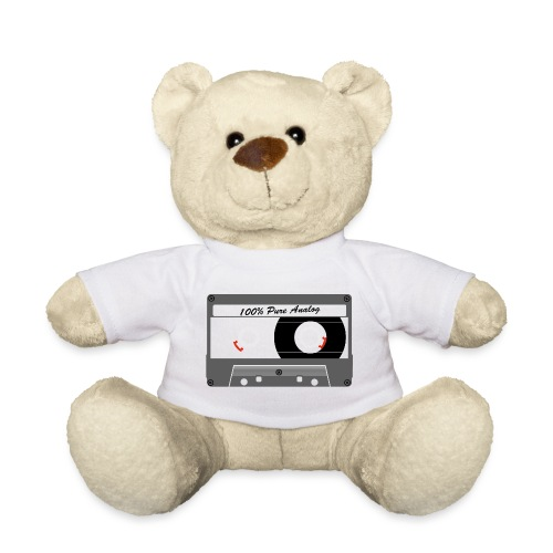 Cassette Pure Analog - Teddy Bear