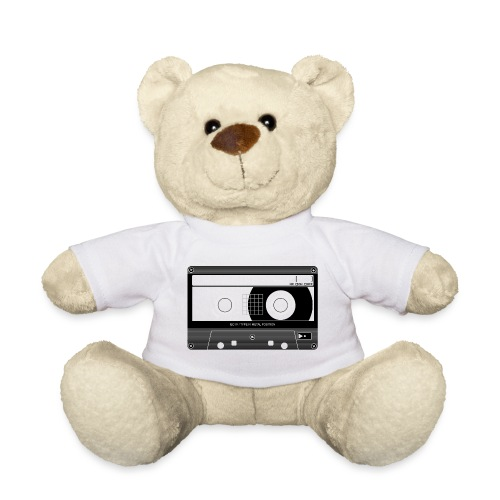 TDK Cassette Metal 90s - Teddy Bear