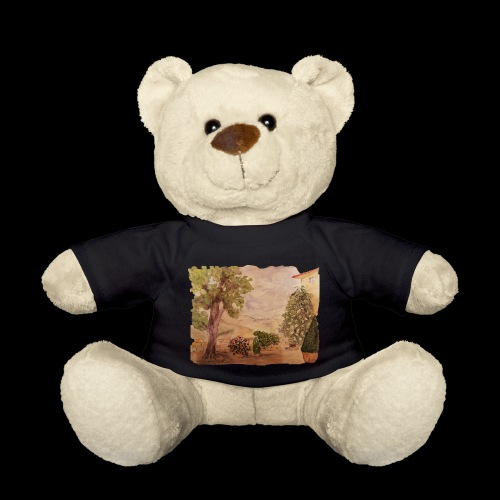 Hinterhof - Teddy