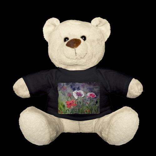 Mohnblume - Teddy
