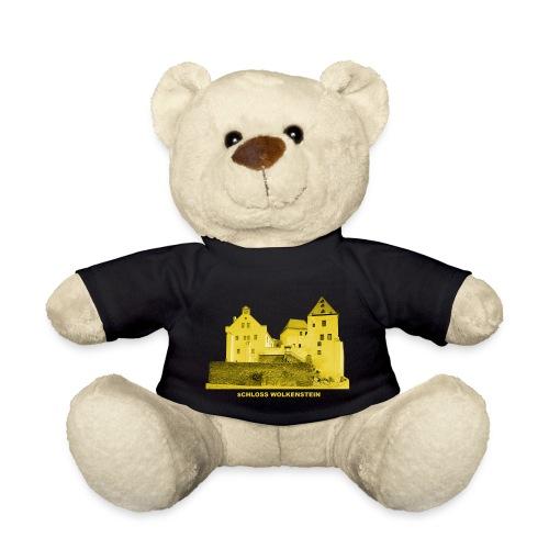 Schloss Wolkenstein Erzgebirge Sachsen Burg - Teddy