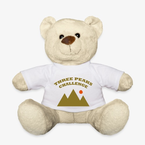 Three Peaks Challenge - Teddy Bear