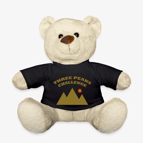 Three Peaks Challenge - Teddy Bear